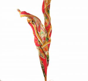 BUFANDAS - cashmere, lana y seda: 190cm x 50cm